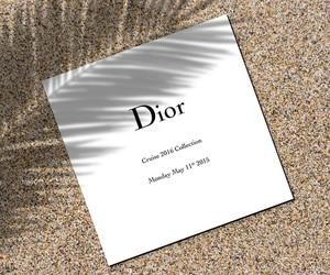 dior, fashion, and fashion show image
