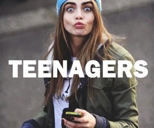 teenager, cara, and model image