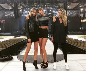Taylor Swift, gigi hadid, and 1989 image