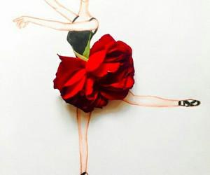 angel, ballerina, and dancer image