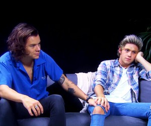 niall horan, Harry Styles, and narry image