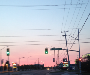 pink, blue, and sky image