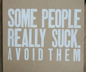 quote, people, and avoid image