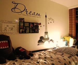 Dream, bedroom, and paris image