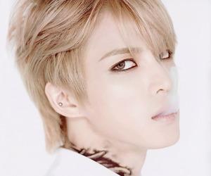 blonde, tvxq, and jaejung image