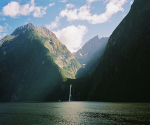 mountains, summer, and wanderlust image