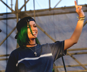green, tonight alive, and jenna mcdougall image