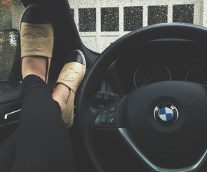 bmw and chanel image