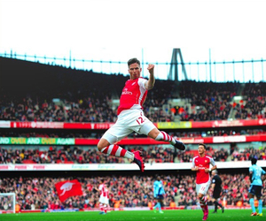 Arsenal and olivier giroud image
