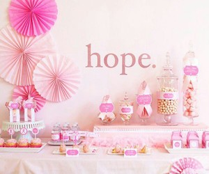 pink and hope image
