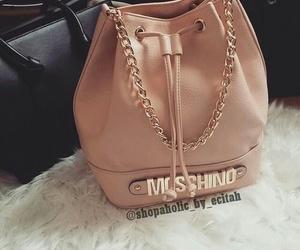 bag, Moschino, and style image