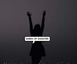 Queen and disastrous image