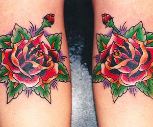 flowers, Miami, and miami ink image