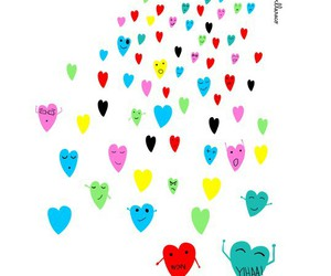 wallpaper and heart image