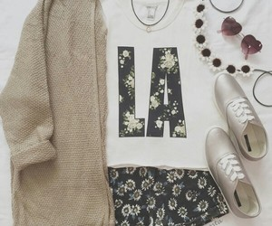 fashion, outfit, and la image