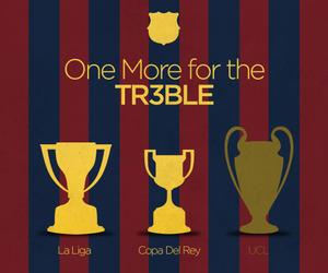 fc barcelona, la liga, and copa del rey image