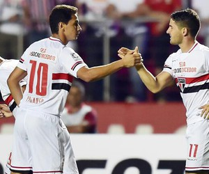 spfc, alexandre pato, and luis fabiano image