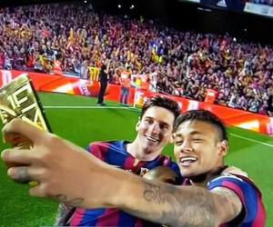 fc barcelona, neymar, and copa del rey image