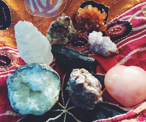 crystal, pretty, and stone image