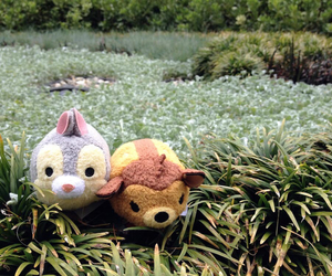 disney and tsum tsums image
