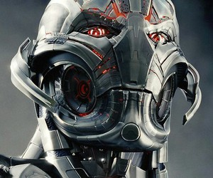 Avengers, ultron, and Marvel image