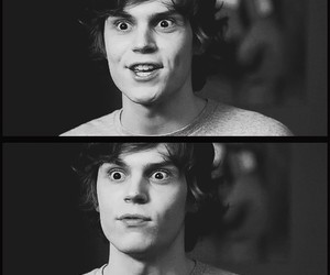 movies, evan peters, and american horror story image