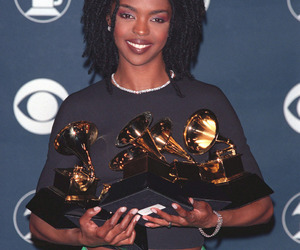 black woman, lauryn hill, and african american woman image