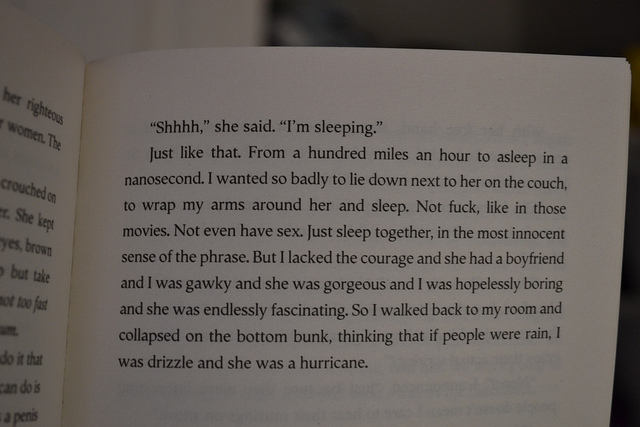 Looking For Alaska Quotes With Page Numbers Inspiration Looking For Alaska Discoveredtha On We Heart It