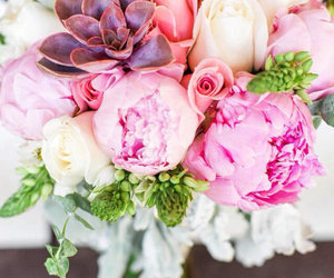 bouquet, flowers, and mother s day image