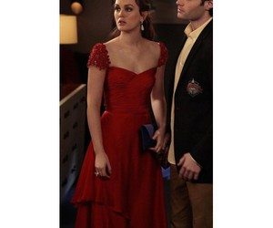 beautiful, leighton meester, and blair waldorf image