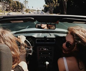 car, cool, and girls image
