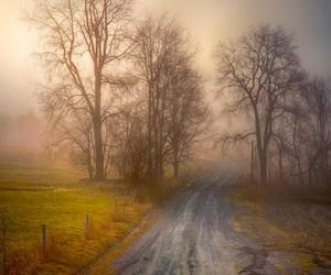 the rural road image