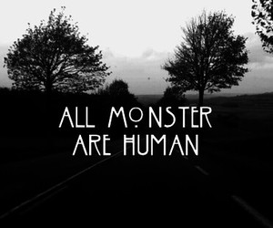 monster and ahs image