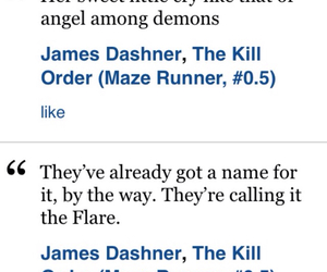 the maze runner and the kill order image