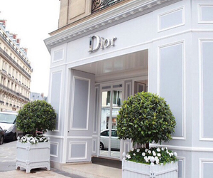 dior, luxury, and shop image