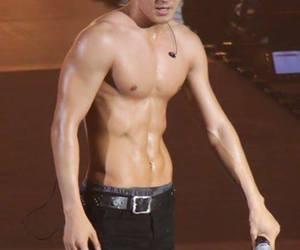 abs, siwon, and super junior image