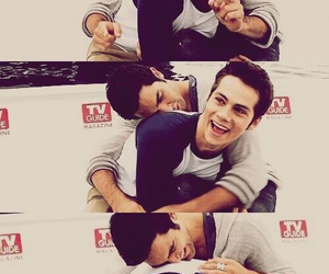 boys, dylan obrien, and teen wolf image