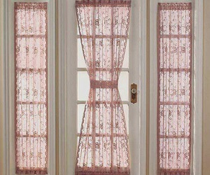 blinds, curtains, and drapery image
