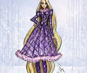 rapunzel, disney, and hayden williams image