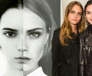 girls, model, and cara delevingne image