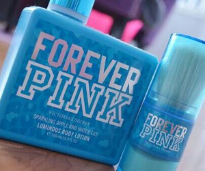 pink, blue, and forever pink image