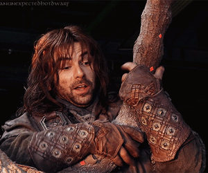 aidan turner and kili image