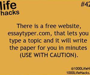 life hack image