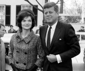 Jackie Kennedy, jackie o, and JFK image