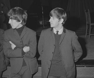 60s, george harrison, and ringo starr image