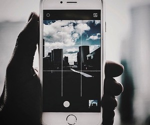 iphone, beautiful, and city image