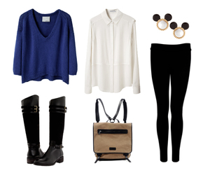 casual, cozy, and date outfit image