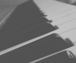 piano, i love music, and photo by me image