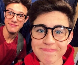 cam, nash, and cute image