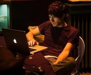 Adam Young, boy, and Owl City image